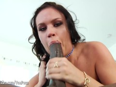 Roxy Raye gets hard...