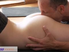 FitnessRooms Dirty yoga teacher...