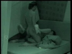 Big Brother sex - Hungry