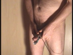 Powerful Male Orgasm with Vibrators