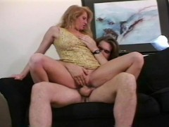 Mature redhead giving head pt 2/2  - ...