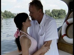 Blowjob on the boat