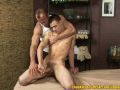 ClubAmateurUSA Curious Stud Davin James