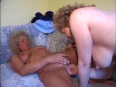 two women rubbing clits