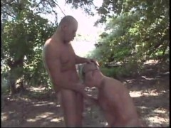 Baldies fucking at the beach - Clydesdale Studios