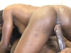 Monster dick for pretty little ebony lady - Pandemonium