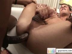 Big Black Cock Play
