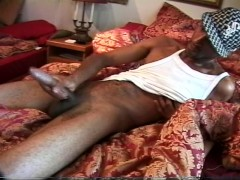 Huge black cocks shooting loads - Encore Video (Ray Rock Studios)