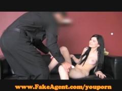 FakeAgent Young, dum & full of cum