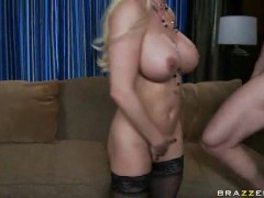 Diamond Foxxx - Serving Up Greek - MILFs Like it Big (February 09, 2011)