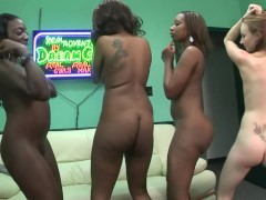 Hot college girls show us their booty shaking skills - DreamGirls