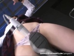 Japanese Reality BDSM Action: Rabon In Bondage pt. 2