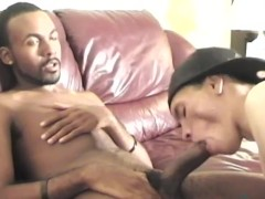 White boy can take a huge black cock - Ty Lattimore