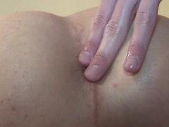 Creamy Gift In My Hole - Factory Video