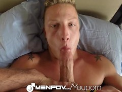 HD - MenPOV Owen and Ace start the day just right after a very long night