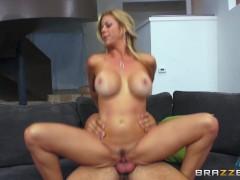 Brazzers - Dirty mild Alexis Fawx loves cock