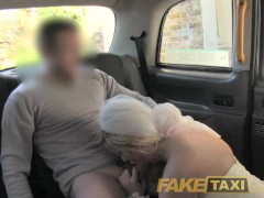Fake Taxi Runaway bride needs bi...
