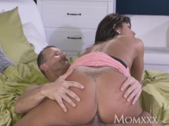 MOM Horny Milf milks her husband's cock dry with her expert pussy