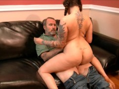 Stepfather creampie