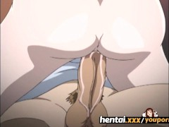 Fucking my Step-Mom s tight Ass hole - Hentai.xxx