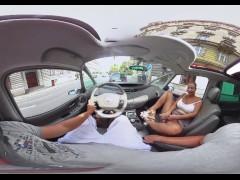 HoliVR 360VR _ Car Sex Adventure, real driving