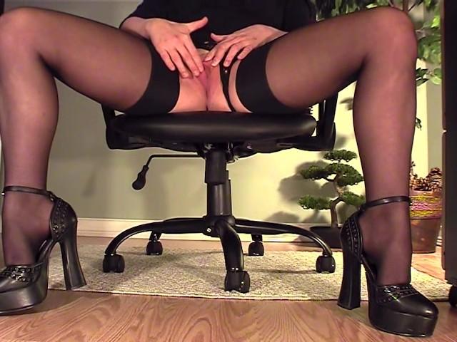Secretary Masturbation Video 121