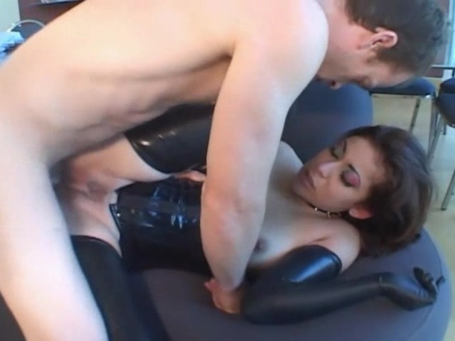 New porn 2020 Anal train video