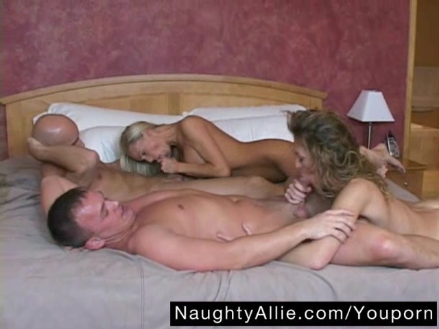 Trading Spouses  Amateur Swinger Foursome Orgy - Free -2475