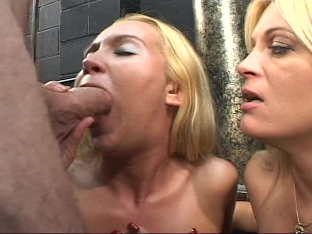 Two Girl Blowjob Swallow