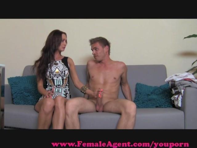 Femaleagent casting creampie for teasing agent - 3 part 4