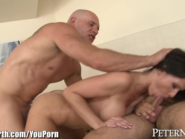 Young boys and anal intercourse
