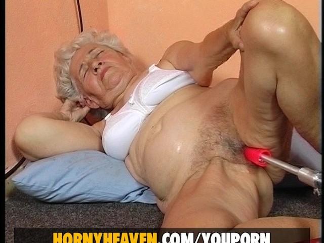 Granny Riding
