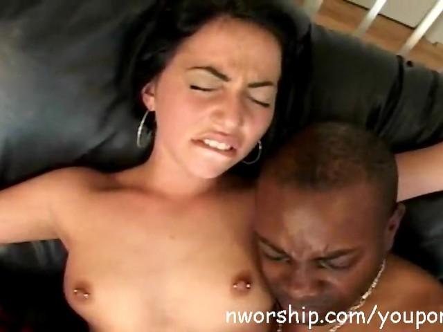 Brunette Teen Interracial Porn Anal Sex With Big Black Dick