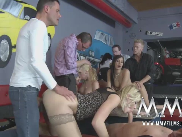 Mmv films speed dating ends in czech orgy