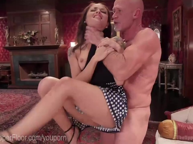 Ally039s step daughter domination the treat 7