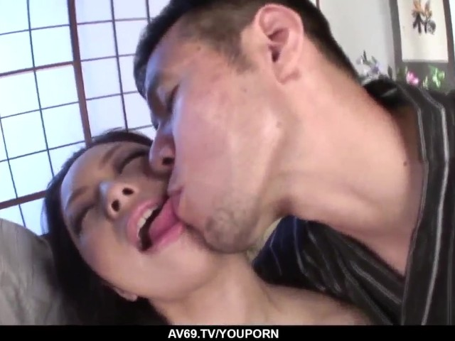 Hana Craves for Inches of Cock to Blast Her Cunt