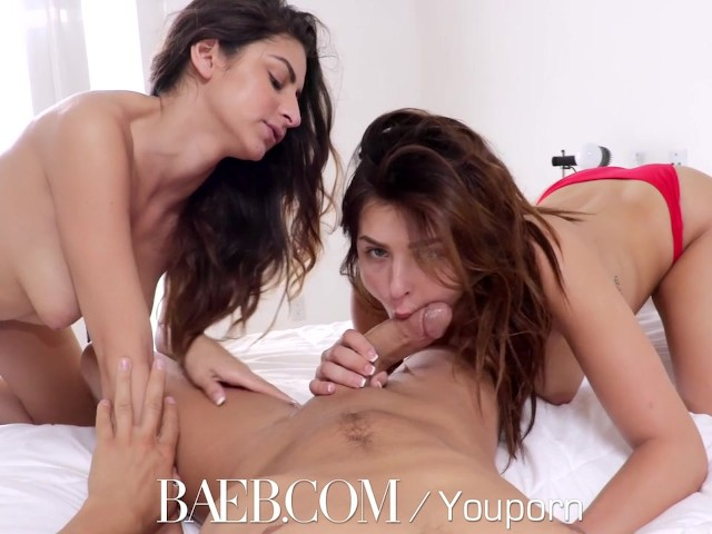 Baeb sharing is caring with leah gotti and nina north 5