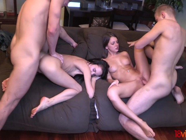 18 videoz perfect double date with swinger sex 7