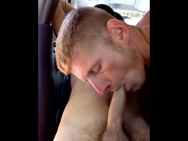 sucking my mans dick