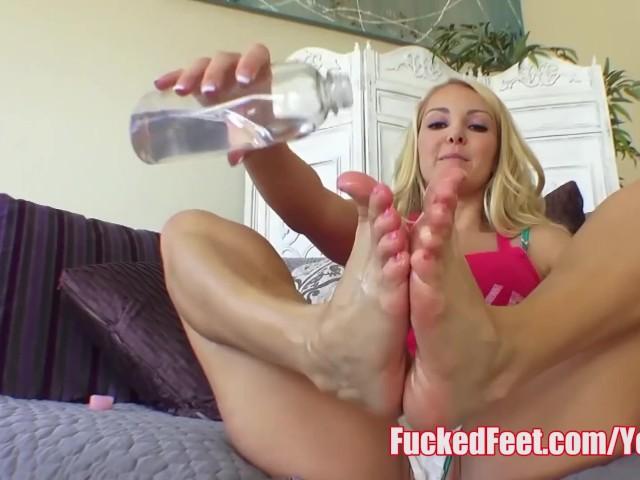Cutie Aaliyah Love Get Feet Fucked In Hot Foot Fetish -4915