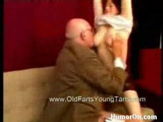 horny grandpa on viagra