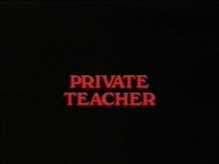Private Teacher (1983)