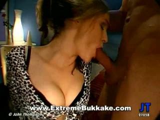 Bukkake Facials and Super Sized Titties!
