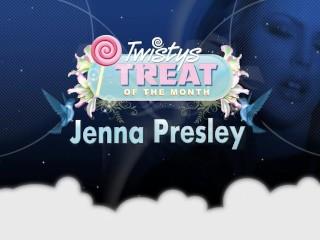 Busty Jenna Presley Dildos Her Pussy