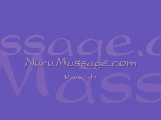 Slippery japanese body massage p.2/2