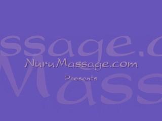 Slippery japanese body massage p.1/2