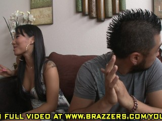 Asa Akira - Meditate While I Slam Your Wife
