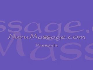 Asa Akira in lesbo nuru massage p.2