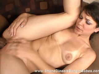 Brunette Bobbi Starr Loves Shane Diesels Cum