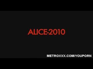 xxx Alice in wonderland 2010